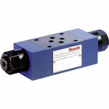 Rexroth HED8OA THROTTLE VALVE