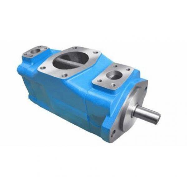 Yuken  PV2R12-25-41-L-RAA-40 Double Vane pump #1 image