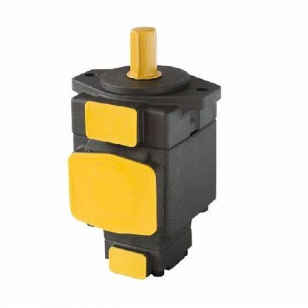 Yuken PV2R12-8-26-F-RAA-40 Double Vane pump #1 image