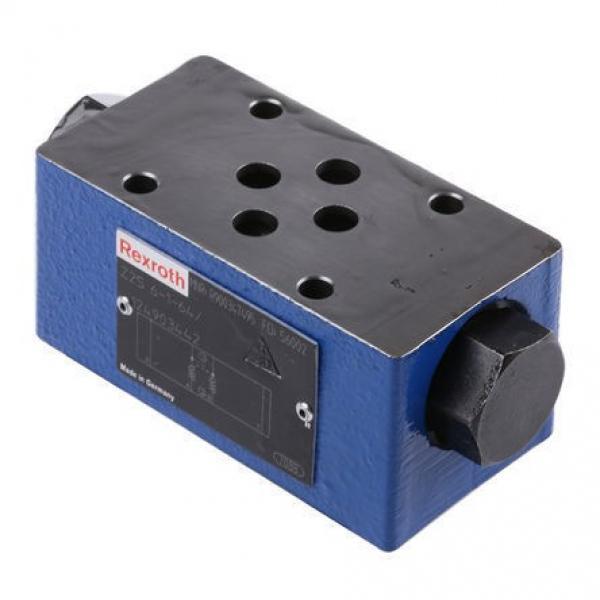 Rexroth 4WMM6G.M.T.U.R.F.P.Q.W.L.5X/ check valve #1 image