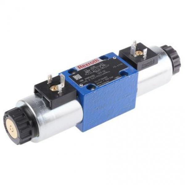 Rexroth 4WE10C3X/OFCG24N9K6 Solenoid directional valve #2 image